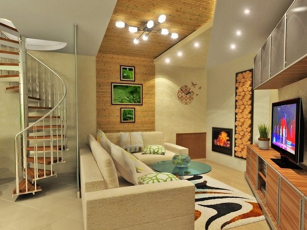 Интерьер для частного дома
